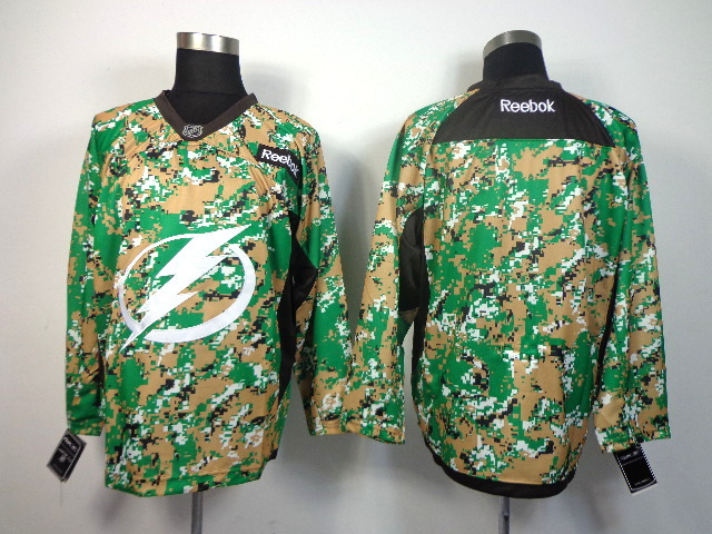 Lightning Blank Woodlandcamo Jerseys