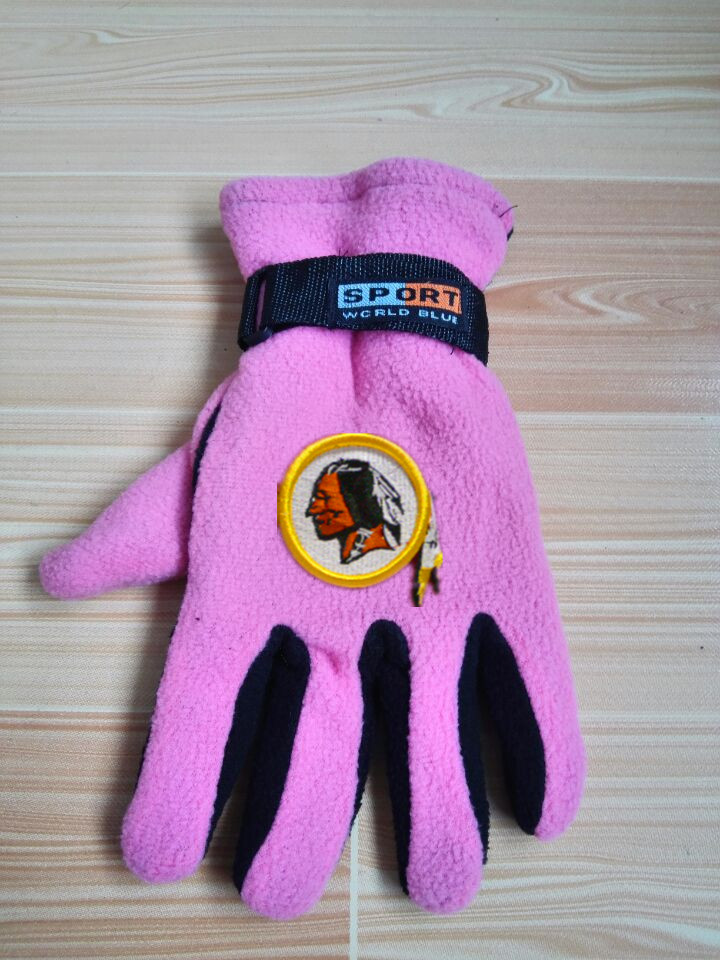 Redskins Winter Velvet Warm Sports Gloves4