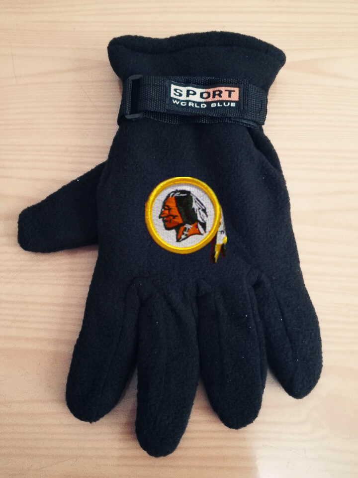 Redskins Winter Velvet Warm Sports Gloves5