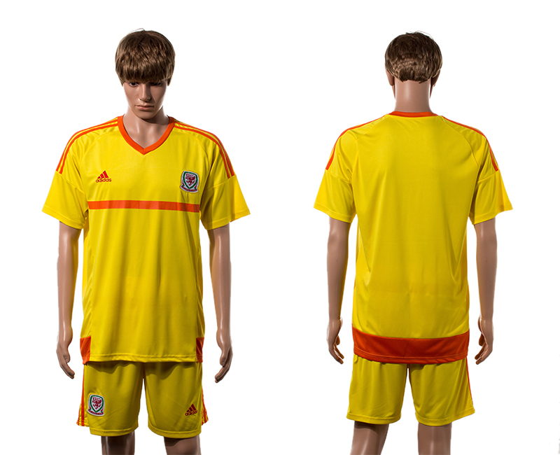 2015-16 Wales Away Jersey