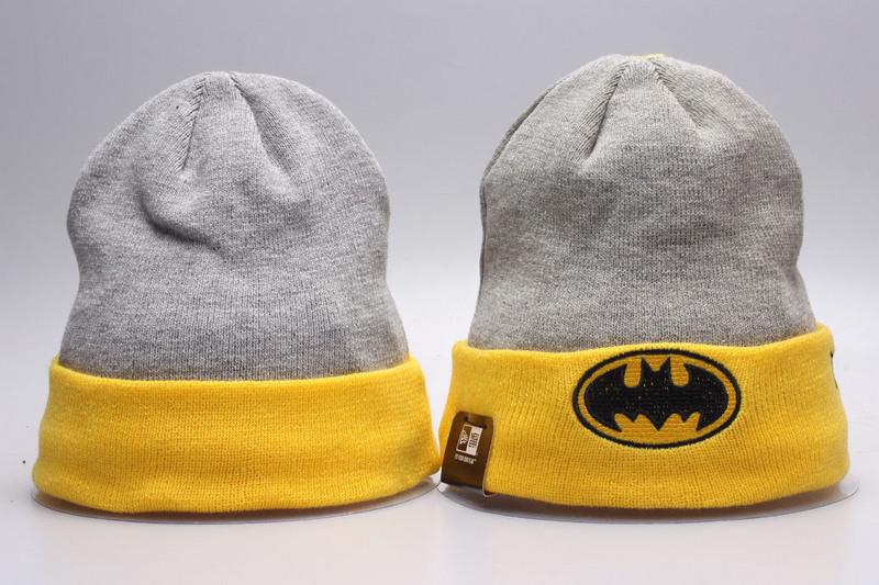 Batman Grey Knit Cap YP