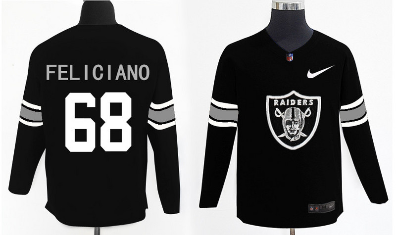 Nike Raiders 68 Jon Feliciano Knit Sweater
