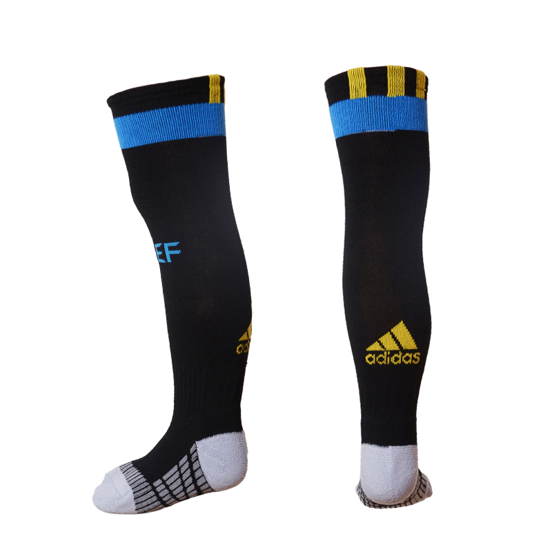 Spain Euro 2016 Home Youth Soccer Socks