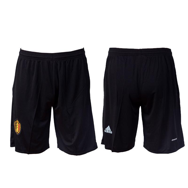 Belgium Away UEFA Euro 2016 Shorts