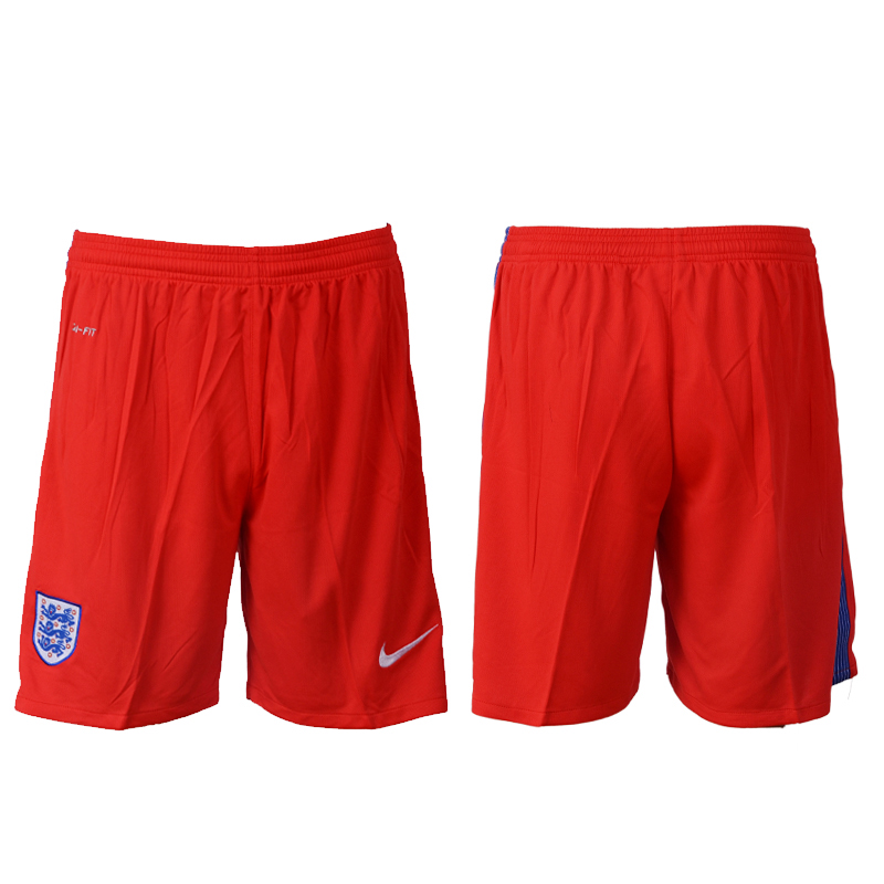 England Away UEFA Euro 2016 Shorts
