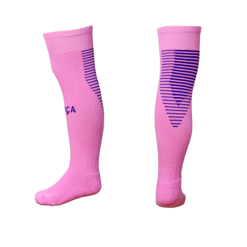 2016-17 Barcelona Youth Away Soccer Socks
