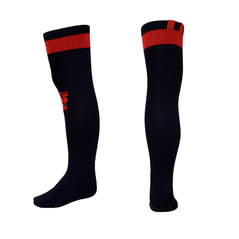 2016-17 Manchester United Home Youth Soccer Socks