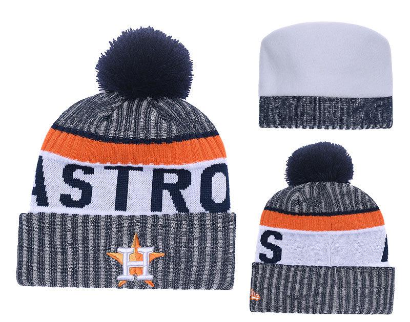 Astros Team Logo Knit Hat YD