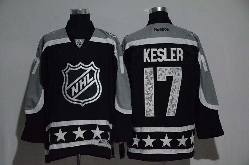 Ducks 17 Ryan Kesler Black Pacific Division 2017 NHL All-Star Game Premier Jersey