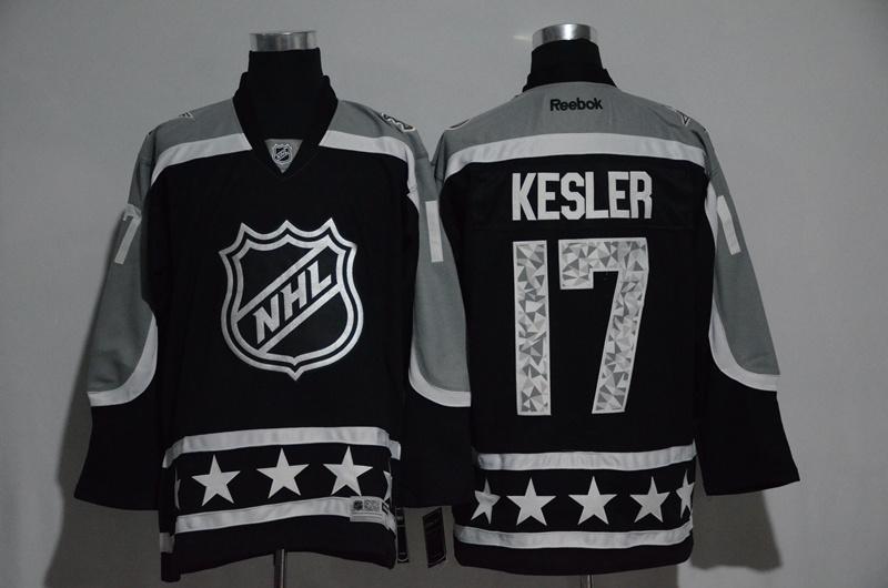 Ducks 17 Ryan Kesler Black Pacific Division 2017 NHL All-Star Game Premier Jersey