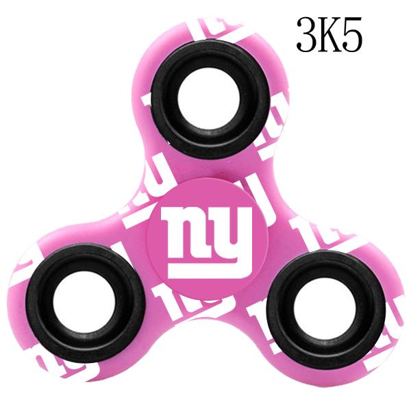 New York Giants Multi-Logo 3 Way Fidget Spinner