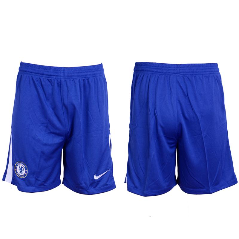 2017-18 Chelsea Home Soccer Shorts