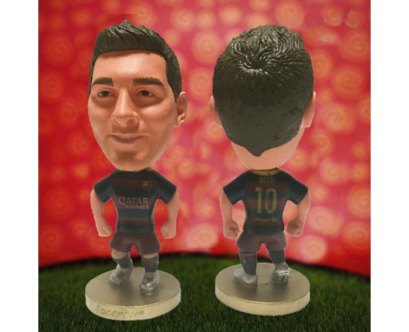 Barcelona 10 MESSI Soccer Figures