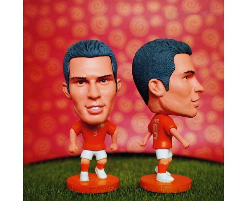 Netherlands 9 V.PERSIE Soccer Figures