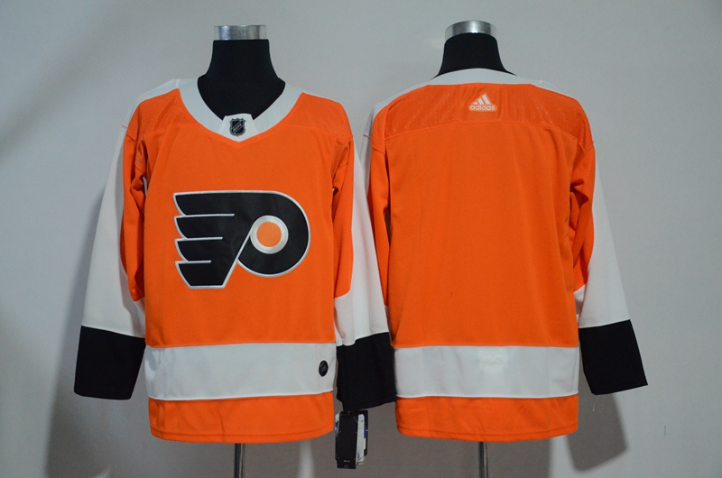 Flyers Blank Orange Adidas Jersey
