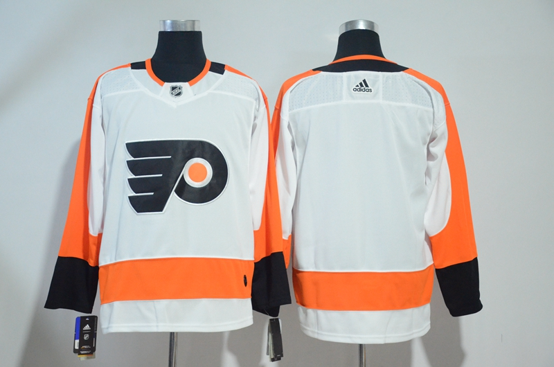 Flyers Blank White Adidas Jersey