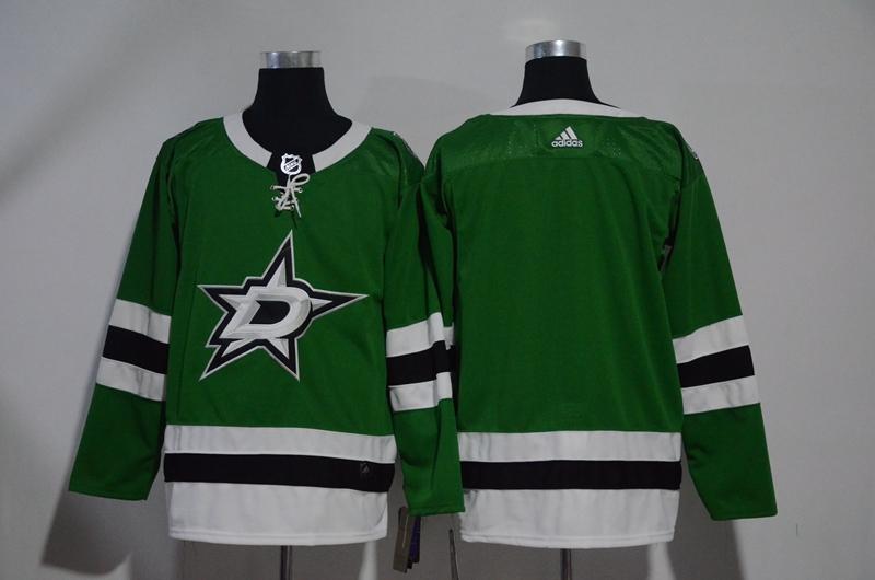 Stars Blank Green Adidas Jersey