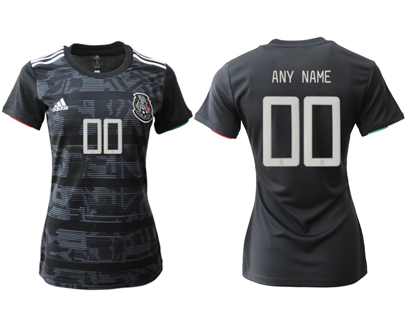 2019-20 Mexico Customized Home Women Soccer Jersey