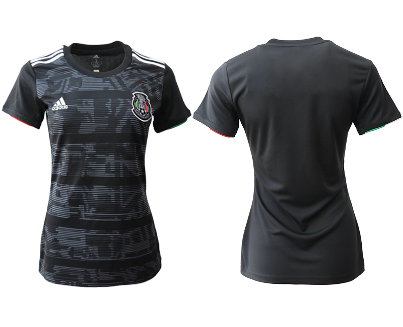 2019-20 Mexico Home Women Soccer Jersey