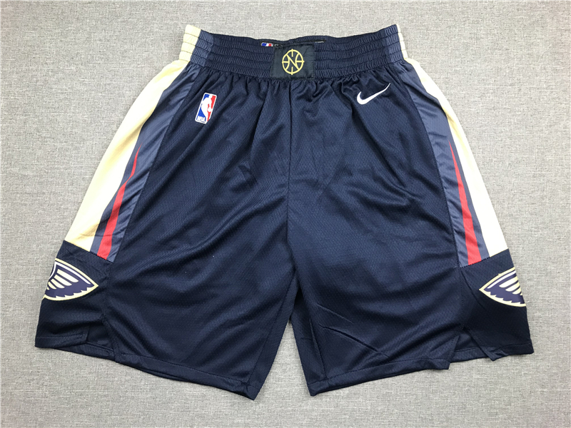 Pelicans Navy Nike Shorts