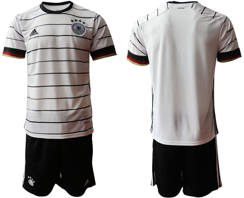 Germany Home UEFA Euro 2020 Soccer Jersey