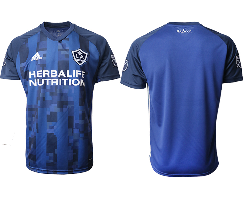 2019-20 Los Angeles Galaxy Away Thailand Soccer Jersey