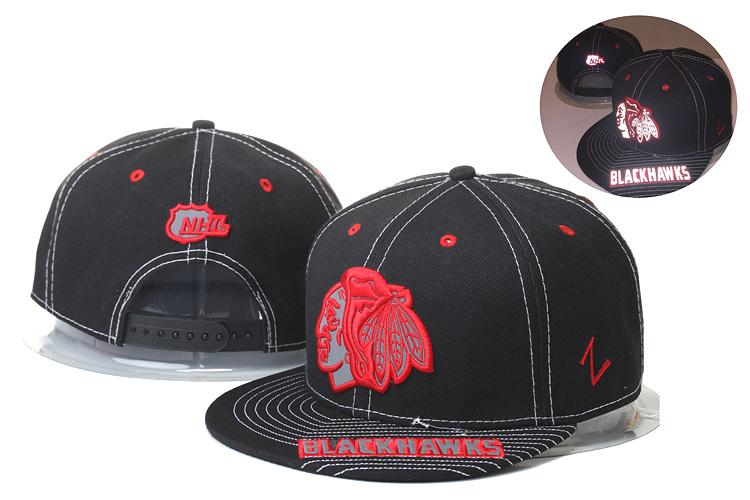 Sharks Team Logo Black Fabric Adjustable Hat GS