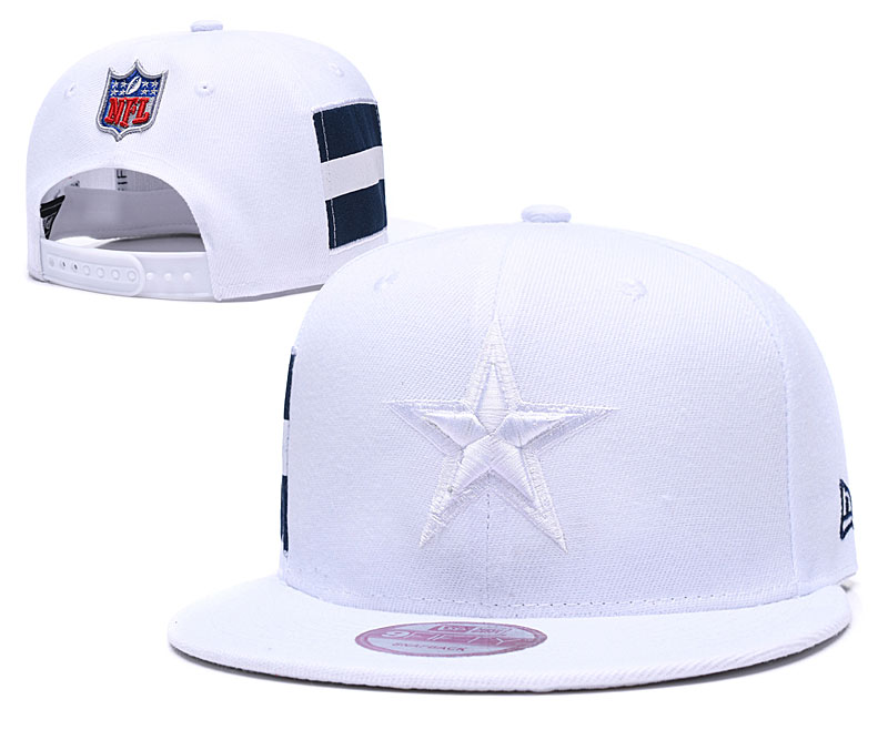 Cowboys Team Logo Red Adjustable Hat LT