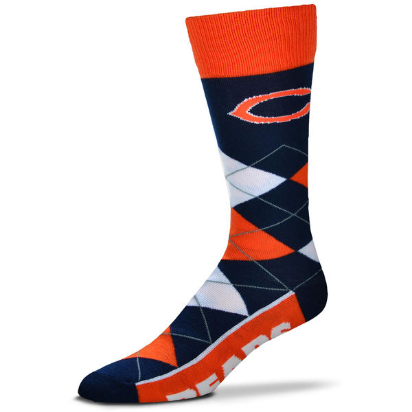 Chicago Bears Team Logo NFL Socks
