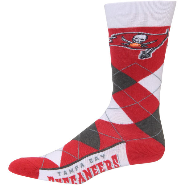 Tampa Bay Buccaneers Team Logo NFL Socks