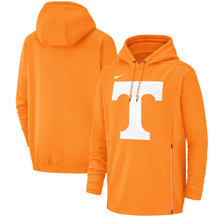 Tennessee Volunteers Nike Champ Drive Performance Pullover Hoodie Tennessee Orange