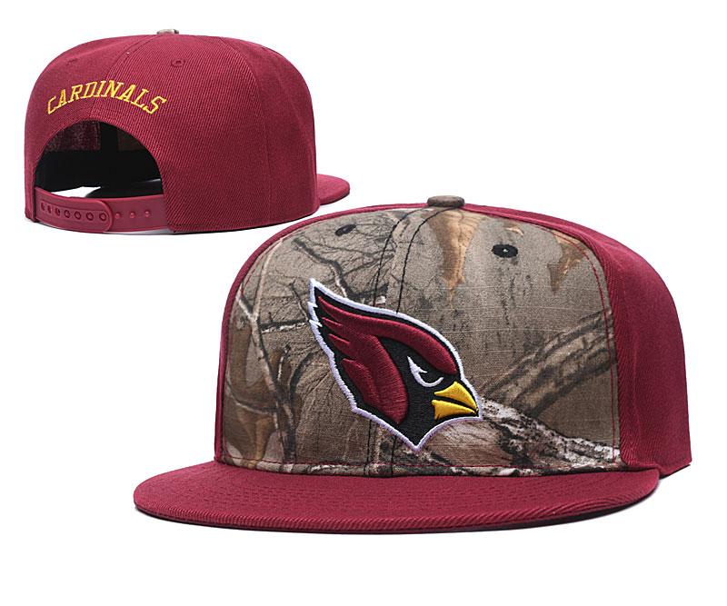 Cardinals Team Logo Red Adjustable Hat TX