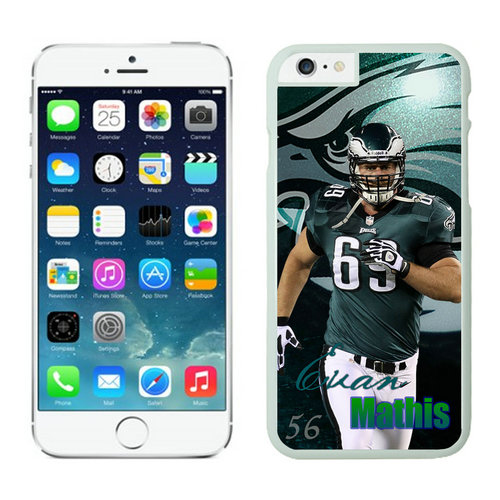 Philadelphia Eagles iPhone 6 Cases White18