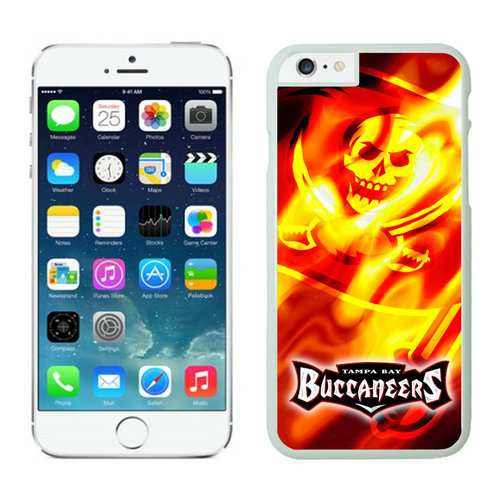 Tampa Bay Buccaneers iPhone 6 Cases White27