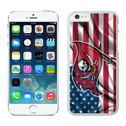 Tampa Bay Buccaneers iPhone 6 Cases White32