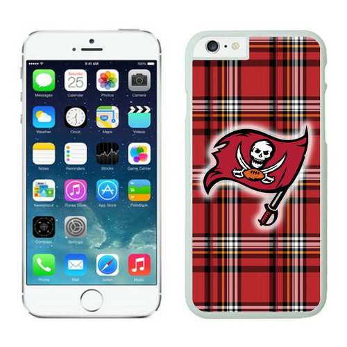Tampa Bay Buccaneers iPhone 6 Cases White36