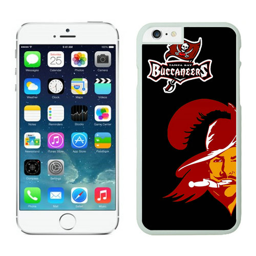 Tampa Bay Buccaneers iPhone 6 Cases White41