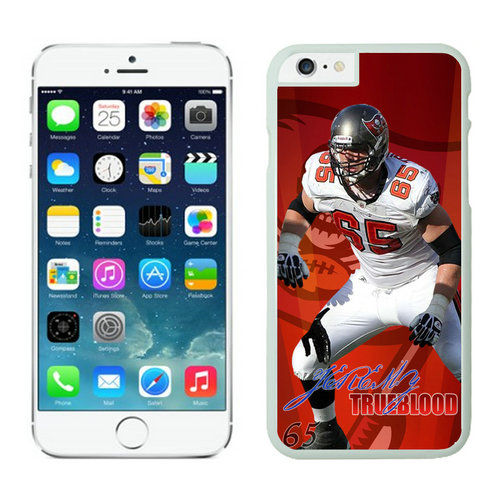 Tampa Bay Buccaneers iPhone 6 Cases White42