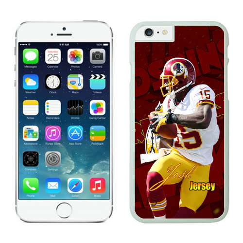 Washington Redskins iPhone 6 Plus Cases White11