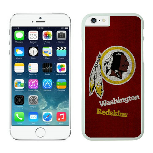Washington Redskins iPhone 6 Plus Cases White31