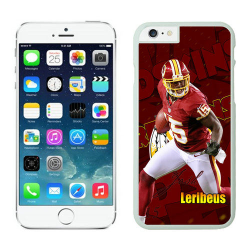 Washington Redskins iPhone 6 Plus Cases White7