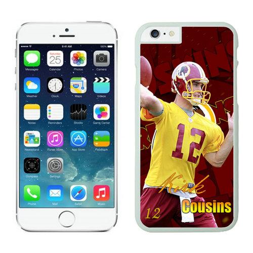 Washington Redskins iPhone 6 Plus Cases White9