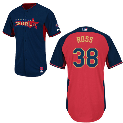 World 38 Moss Blue 2014 Future Stars BP Jerseys