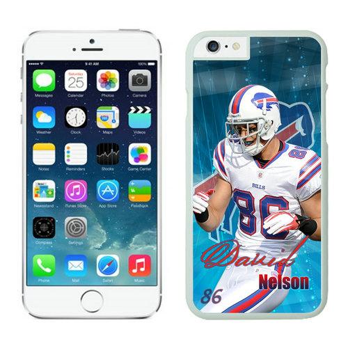 Buffalo Bills Iphone 6 Plus Cases White7