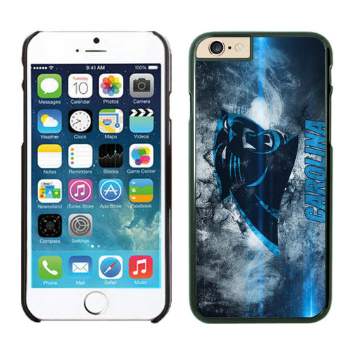 Carolina Panthers Iphone 6 Plus Cases Black31