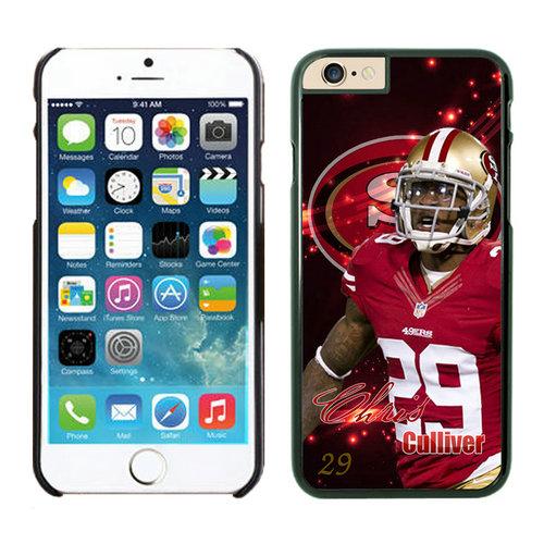 San Francisco 49ers iPhone 6 Cases Black8