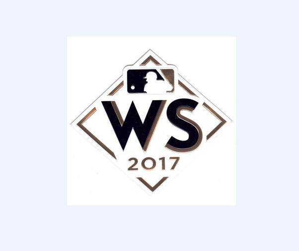 2017 MLB World Series Patch