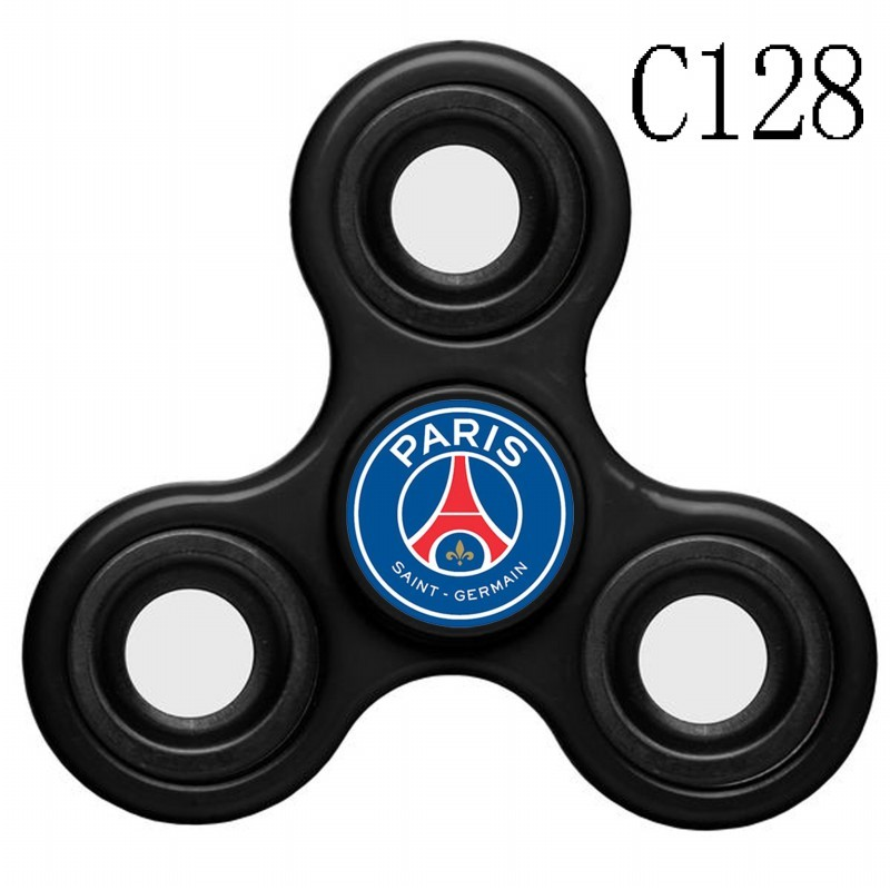 Paris Saint-Germain Team Logo Black
