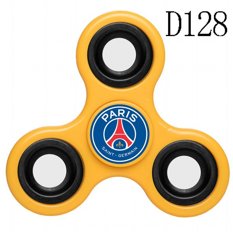 Paris Saint-Germain Team Logo Yellow