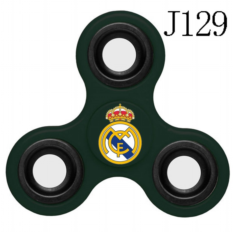 Real Madrid 3 Way Fidget Spinner